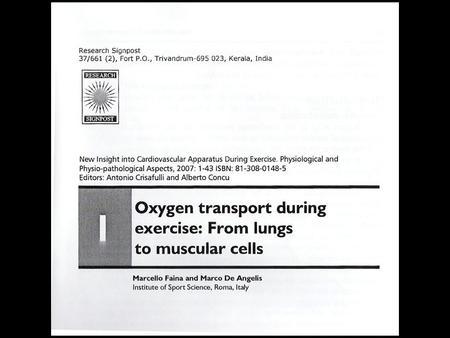 ventilazione alveolare = (volume corrente - spazio morto) * frequenza respiratoria (500 - 150) * 12 = 4.5 l/min corrente * frequenza respiratoria ventilazione.