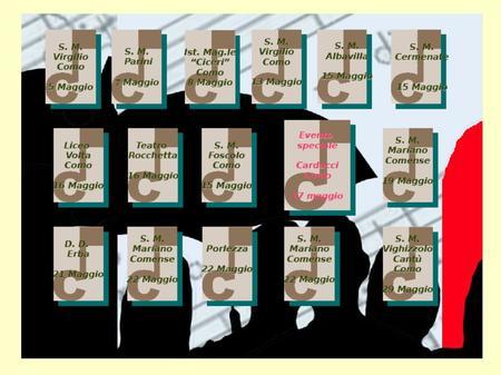 Concerto delle classi ad indirizzo musicale del S.M. Parini – Como per gli allievi delle classi IV e V della Scuola Primaria dell'I.C. Como Borghi Lunedì